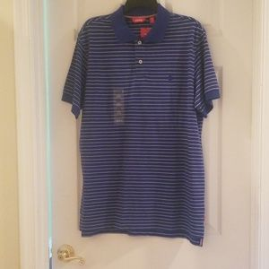 Izod mens polo brand new excellent condition Large